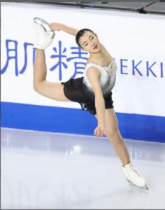 坂本花織選手