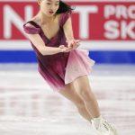 フィギュアスケート 坂本花織  ⑻  4大陸フィギアスケート選手権 2019